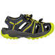 CMP Campagnolo Aquarii Hiking Sandals Kids Antracite-Cedro